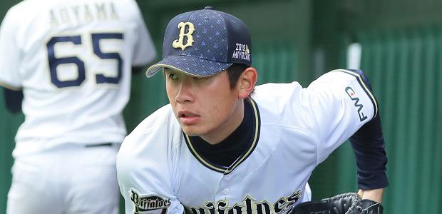 吉田凌 オリックス・バファローズ 投手