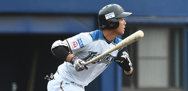 平沼翔太 北海道日本ハムファイターズ 内野手
