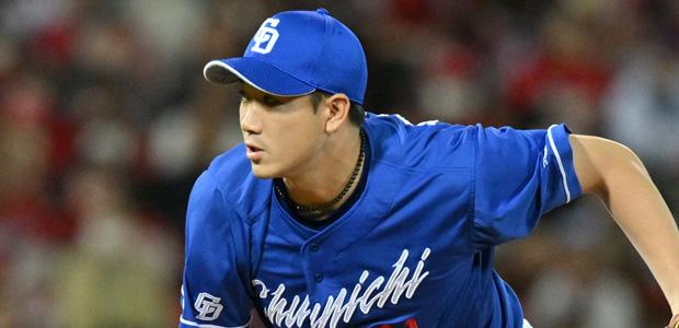 勝野昌慶 中日ドラゴンズ 投手