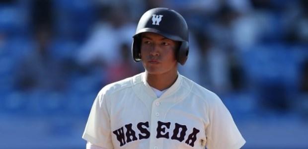 加藤雅樹 早大 外野手