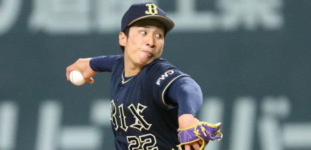 村西良太 オリックス・バファローズ 投手