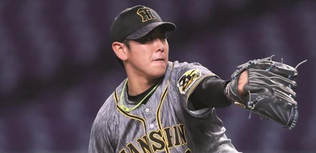 小川一平 阪神タイガース 投手