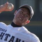 ドラフト指名候補注目選手 米田知弘