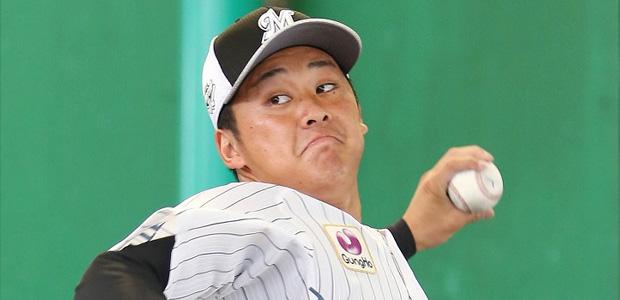 鈴木昭汰 千葉ロッテマリーンズ 投手
