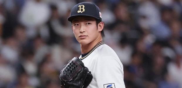 山崎颯一郎 オリックス・バファローズ 投手