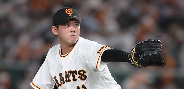 平内龍太 読売ジャイアンツ 投手