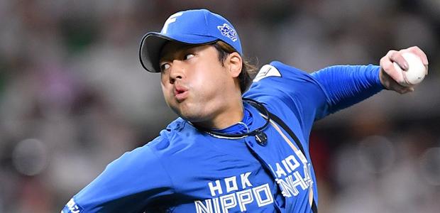 堀瑞輝 北海道日本ハムファイターズ 投手