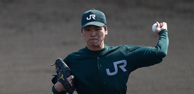山口裕次郎 JR東日本 投手