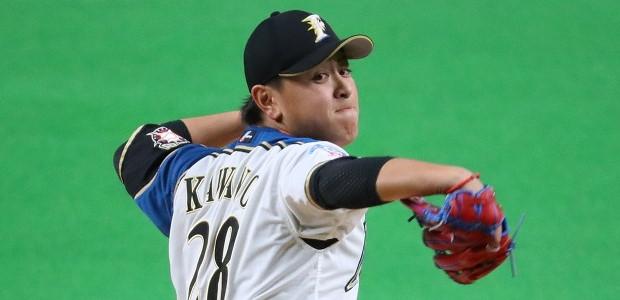 河野竜生 北海道日本ハムファイターズ 投手