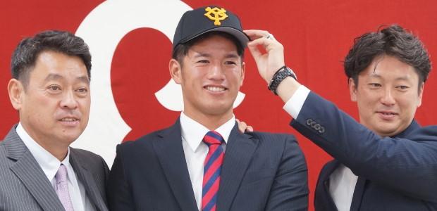 加藤壮太 読売ジャイアンツ 外野手