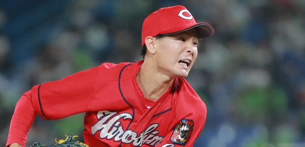 森浦大輔 広島東洋カープ 投手