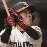 ドラフト指名候補注目選手 楠本晃希