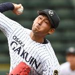 ドラフト指名候補注目選手 打田雷樹