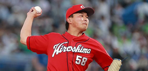藤井黎來 広島東洋カープ 投手