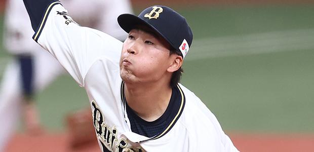 東晃平 オリックス・バファローズ 投手