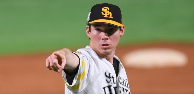 スチュワート・ジュニア 福岡ソフトバンクホークス 投手