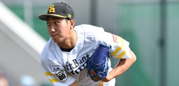 吉住晴斗 福岡ソフトバンクホークス 投手