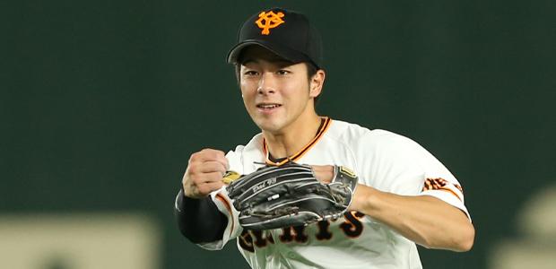 湯浅大 読売ジャイアンツ 内野手