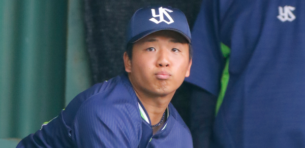 鈴木裕太 東京ヤクルトスワローズ 投手