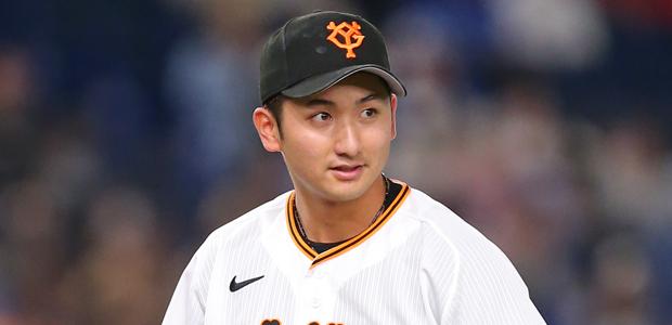 横川凱 読売ジャイアンツ 投手