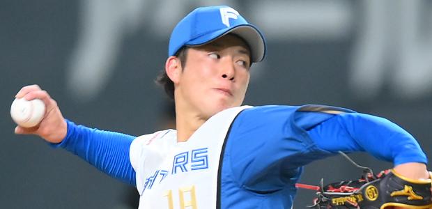吉田輝星 北海道日本ハムファイターズ 投手