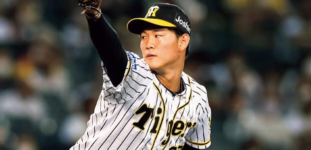 及川雅貴 阪神タイガース 投手