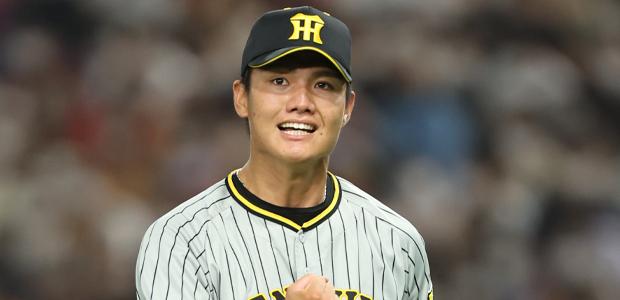 西純矢 阪神タイガース 投手