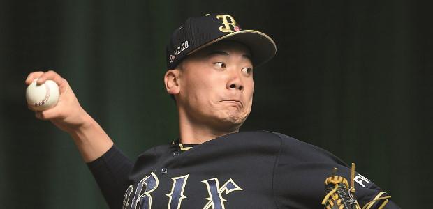 前佑囲斗 オリックス・バファローズ 投手