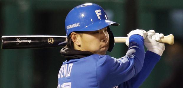上野響平 北海道日本ハムファイターズ 内野手