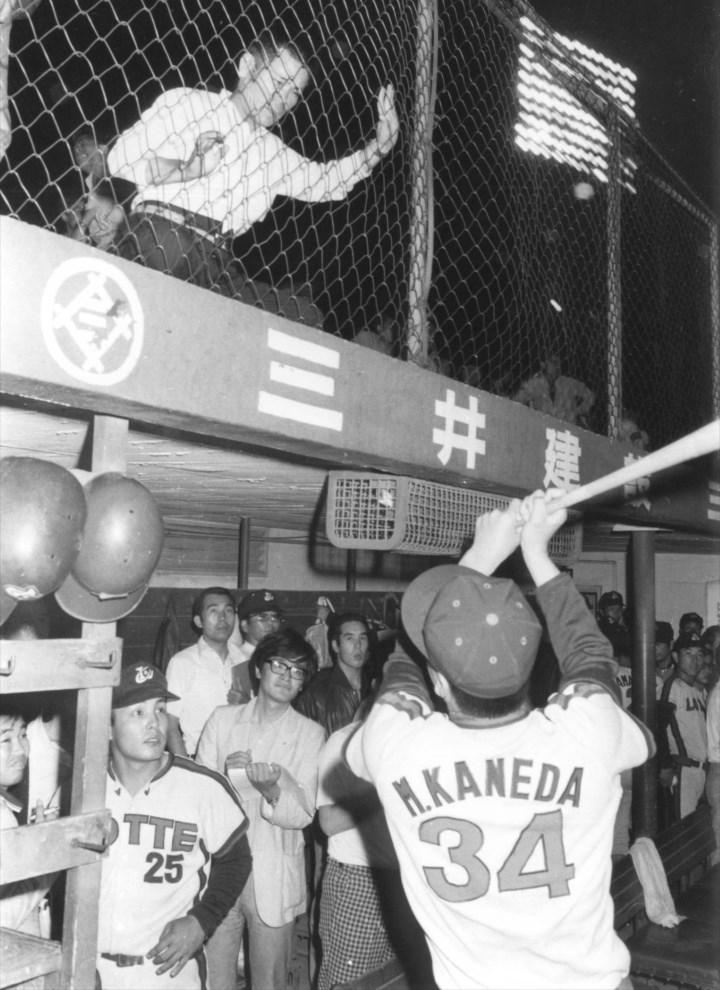 平和台球場(1949年-1997年) 野武士軍団の躍動
