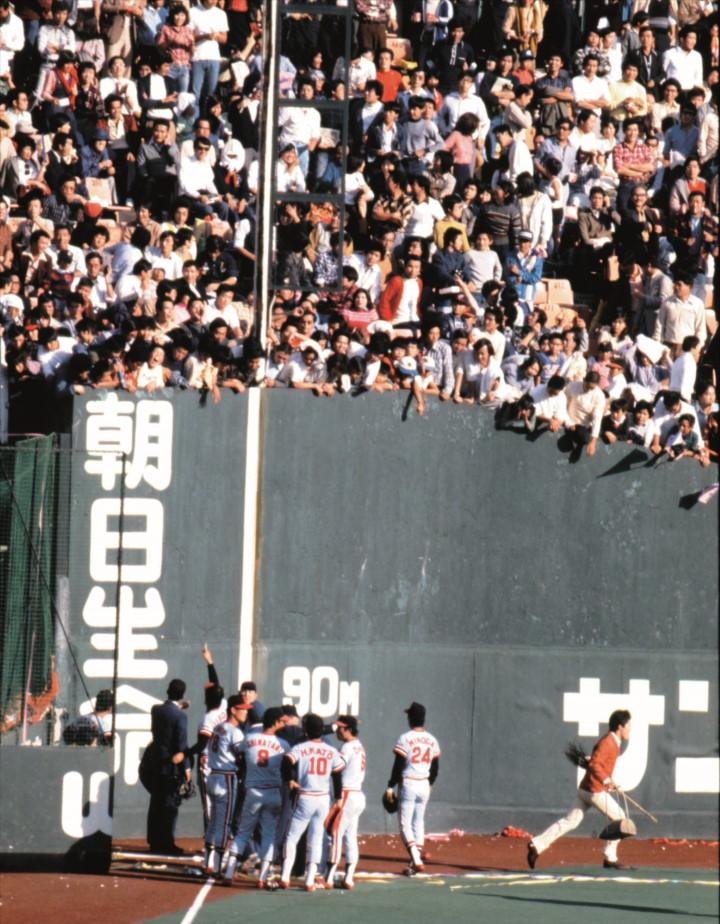 1974-78】阪急が3年連続日本一。セは群雄割拠の時代/日本シリーズ激闘 ...